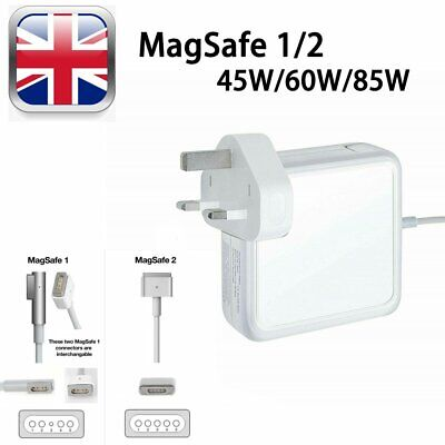 60W AC Adapter Power Charger For Apple Macbook Pro Mag Safe 1/2 13  A1181 A1185 • 13.99£
