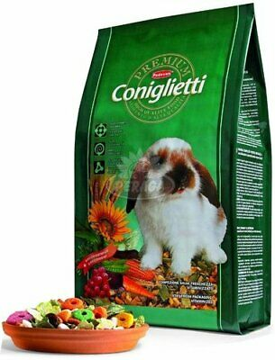 Premium Food For Rabbits Pack Of 2KG • 8.36£