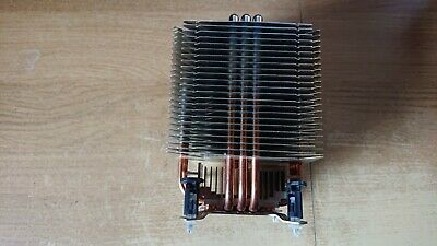 Scythe Ninja Rev B Socket 775 CPU Heatsink Plus 4 Fans! • 17.50£