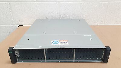 HP HPE MSA 2040 Energy Star 24x 2.5'' SFF SAN Array Chassis K2R81A • 480£