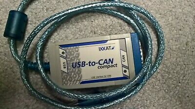 USB To CAN Interface IXXAT V1.6 • 250£