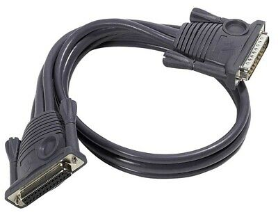Aten Daisy Chain Cable, 15m KVM Cable Black • 59.03£