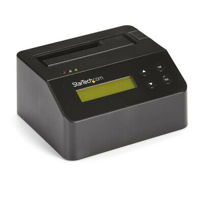 StarTech.com Drive Eraser And Dock For 2.5 / 3.5in SATA SSD / HDD - USB 3.0 • 290.85£