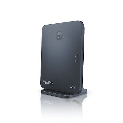 Yealink W60B DECT Base Station Black • 69.84£