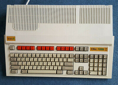 Retro Vintage Classic BBC Acorn Archimedes A3000 And Welcome Guide • 65£