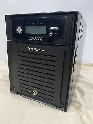 Buffalo 12TB TeraStation TS-XL/R5 Series NAS -  INCLUDES HDDs - RAID 5 EXCELLENT • 156£