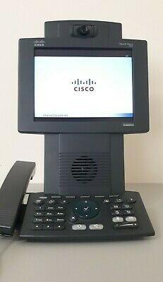Cisco 7985G Video IP Phone • 79.99£