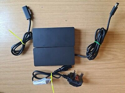 Microsoft 1661 Surface Docking Station - Black In Very Good Condition • 70£