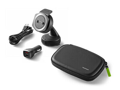 TomTom Car Mounting Kit & Protective Carry Case Bundle • 64.06£
