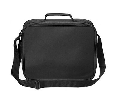 DELL S300 / S300W / S300WI / 4220 / 4320 Projector Soft Carry Case Bag 7P37H NEW • 24.99£