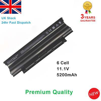 1440 1450 1540 1550 2420 2520 3450 3550 3555 3750 N4010 Battery For Dell Vostro • 16.89£