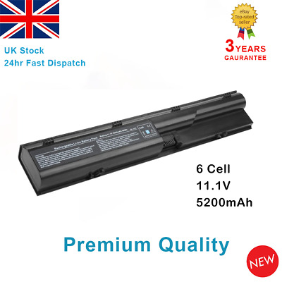 Battery For HP Probook 4530S 4535S 4540S 4330S 4430S 4431S 4435S 4436S  • 19.90£