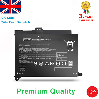 Battery For HP Pavilion 15-AU 15-AW 849909-850 849569-541 849569-421 BP02XL UK • 29.90£