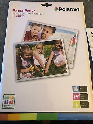 Photo Printing Paper • 1.99£