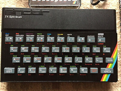 Sinclair Zx Spectrum Personal Computer Boxed • 50£