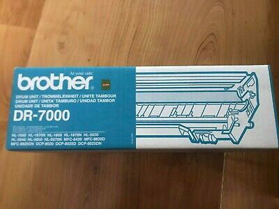 New Boxed - Genuine Part- Brother - Drum Unit DR-7000 • 10.99£
