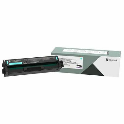 Lexmark C3220C0 Cyan Toner Cartridge • 50£
