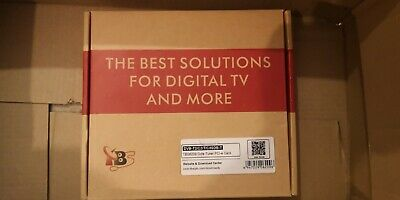 TBS 6209 Octa Tuner PCI-e Card New And Sealed  • 70£