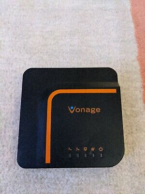 Vonage Box Portal Router With Telephone Adapter (VDV22-VU) • 9£