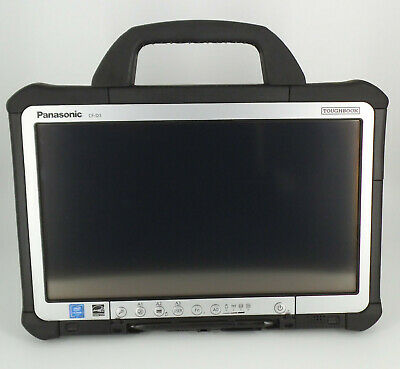 """Panasonic Toughbook CF-D1 MK3 13.3"""" 8Gb 500Gb Rugged Tablet Win10 With Camera • 499.99£"""