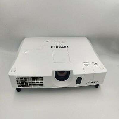 Hitachi CP-X4022WN LCD Projector - 4000 Lumens - With A New Genuine Spare Bulb • 269.99£