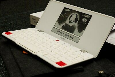 Freewrite Traveller - The Ultimate Distraction-free Writing Tool • 150£