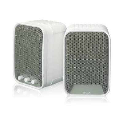 V12H467040DA Epson ELPSP02 - Active Speakers - With Built-in Amplifier Which Mak • 164.94£