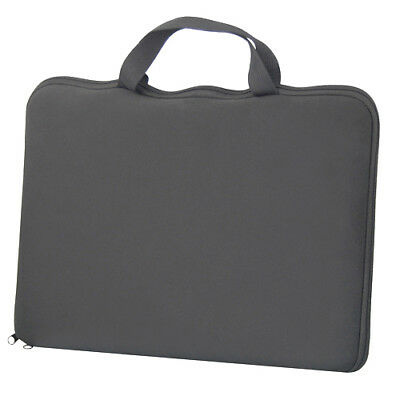 15.6  Stylish Black Laptop Notebook Sleeve Bag Case Cover Skin For Dell Sony HP • 4.49£