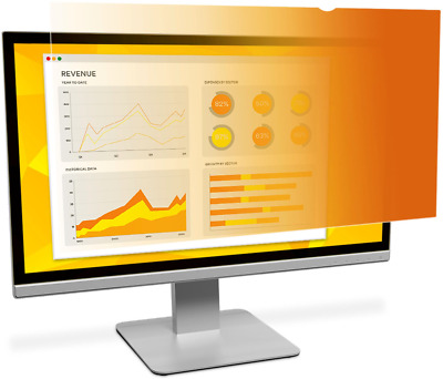 7100143275 3M Gold Privacyfilter 24  Widescreen - 7100143275  (Monitors > Screen • 192.33£