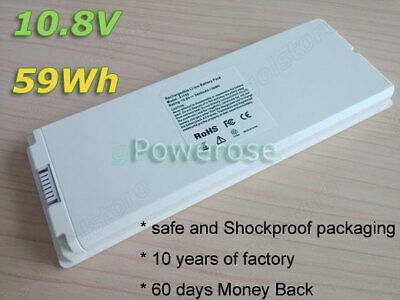 Battery For Apple MacBook 13  Inch 2006 2007 2008 2009 A1181 A1185 MA561 MA699 • 30.98£