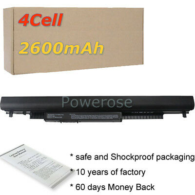 Battery HS04 For HP 250 G4 Laptop Replace 807956-001 807957-001 HS03 HS03031-CL • 16.76£