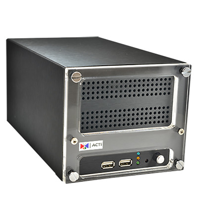 ACTi ENR-120 9-Channel 2-Bay Desktop Standalone NVR • 288£