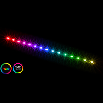 Game Max Viper ARGB Magnetic 15 X LED, 30cm Strip Light, PC Case ARGB LED Strip • 6.97£