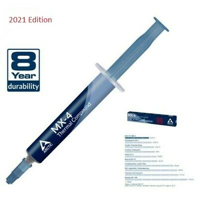Arctic Cooling MX-4 4g Thermal Compound Paste Tube Artic No Silver 2020 Edition • 5.67£