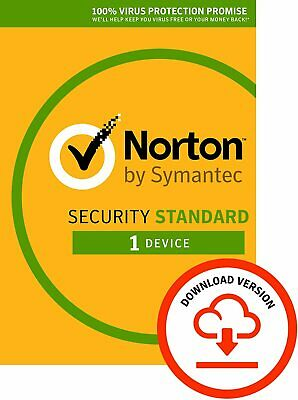 Norton Internet Security 2020 Antivirus 1 Year 1 PC/iOS/Android DOWNLOAD • 7.72£