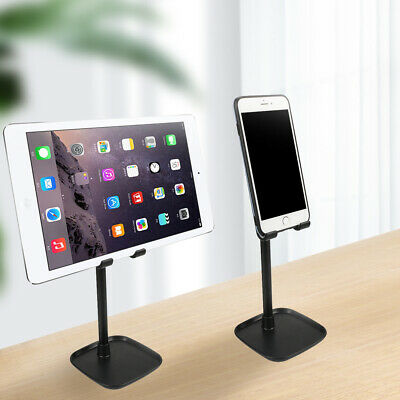 Universal For IPhone IPad Adjustable Aluminum Desk Desktop Tablet Stand Holder • 8.98£
