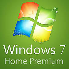 Windows 7 Home Premium 32/64 Bit Full Version Lifetime Product Key FAST DELIVERY • 3.99£