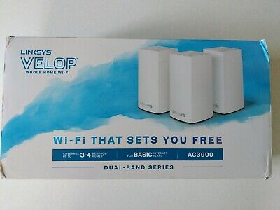 Linksys Velop Whole Home Wi-Fi AC3900- New Other • 40£