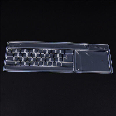 Universal Silicone Laptop Computer Keyboard Cover Skin Protector Film 14  Inc FN • 3.51£