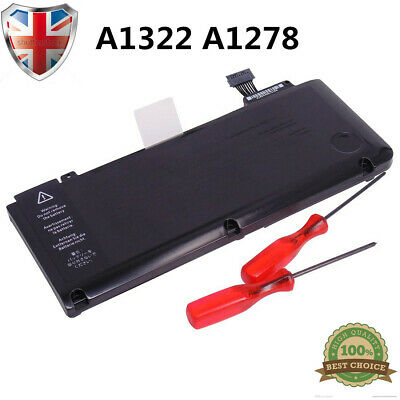 OEM A1322 Battery Replace Apple MacBook Pro 13  A1278 Unibody 2010 2011 2012 A++ • 28.80£