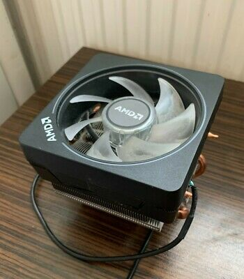 AMD Wraith Prism Stock Cooler • 10£