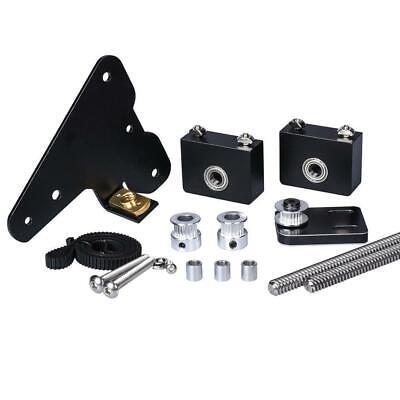 Dual Z-axis Upgrade Kit For Creality Ender Series 3D Printer Tension Pulley Set • 59.99£