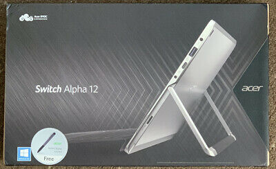 Acer Switch Alpha 12 Black - Box Has Been Opened • 215£