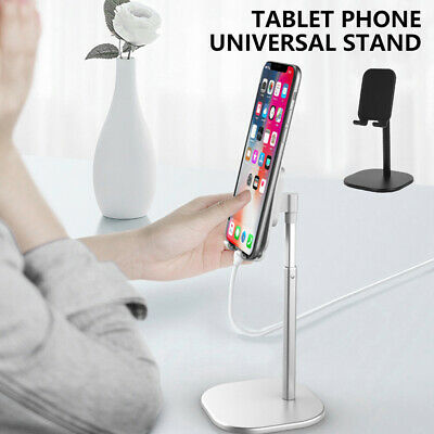 Universal Portable Mobile Phone Stand Desktop Holder Table Desk For IPad IPhone • 5.79£