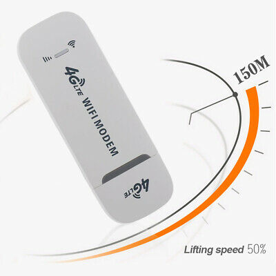 Unlocked 4G LTE Mobile Broadband WiFi Wireless Router Portable MiFi Hotspot • 15.49£