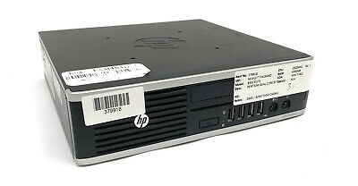 HP 8300 Elite Dual Core-G645 2.9GHz USFF PC 4GB RAM/No HDD 4GB RAM/No HDD • 27.99£