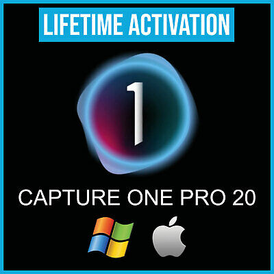 Capture One Pro 20 License Key ✅ Windows & Mac ⚡ Fast Delivery • 3.50£
