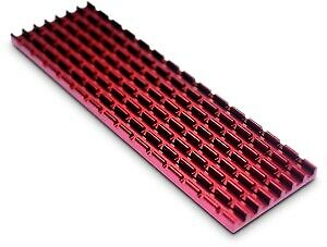 NEW! Gelid SubZero M.2 SSD Cooling Kit Red • 16.22£