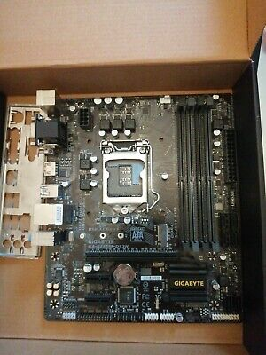 Ga-b250m-ds3h Mother Board  • 53£