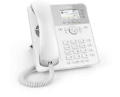 Snom D717 White IP Desk Phone • 119.85£